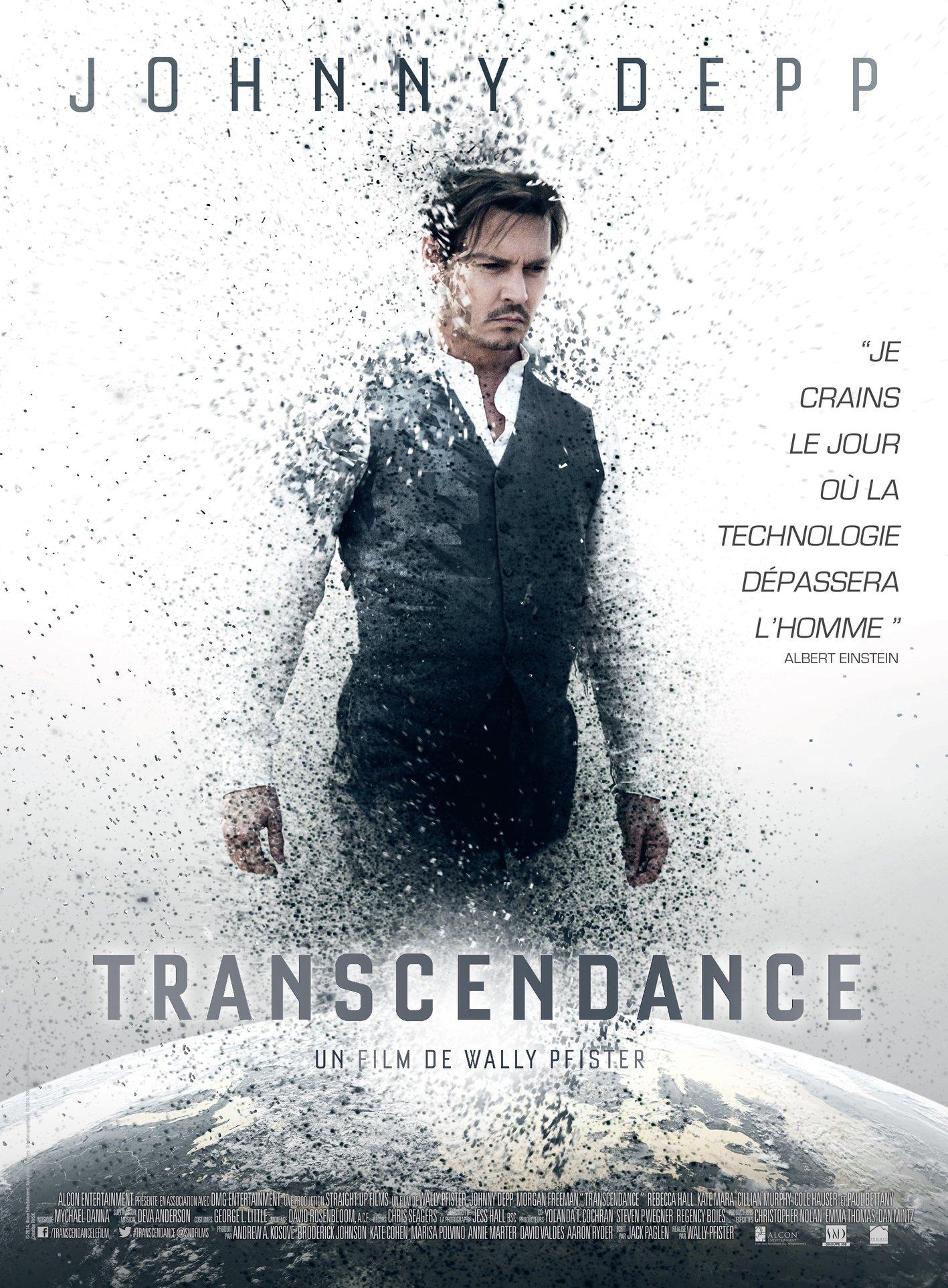 Transcendance film
