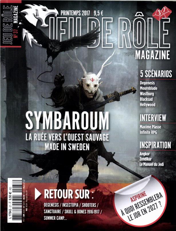 JdR Magazine 37