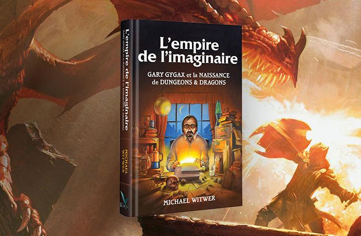 gygax biographie