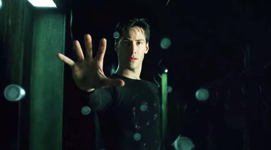 matrix imaginaire